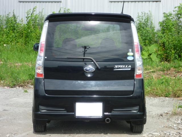 カスタムR 4WD 本州仕入 ディーラー整備1年保証付(7枚目)