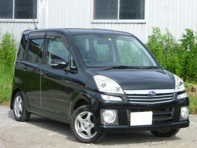 カスタムR 4WD 本州仕入 ディーラー整備1年保証付(9枚目)