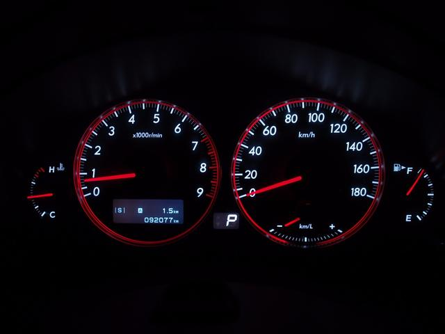 スバル レガシィツーリングワゴン 2.0GT 4WD