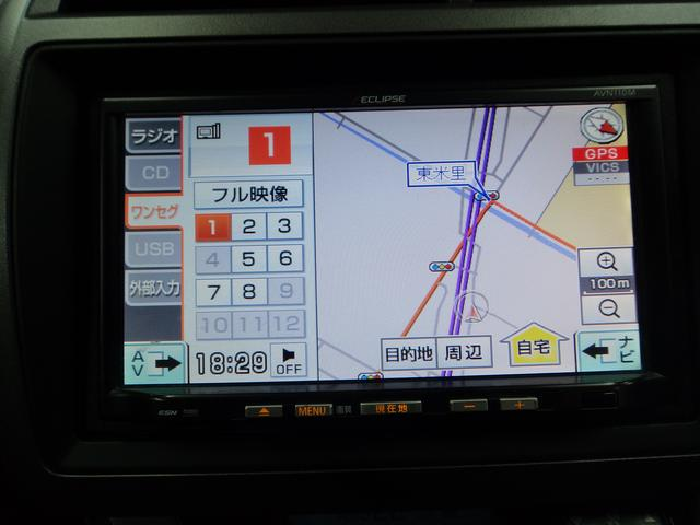 ホンダ ストリーム RSZ4WD3年間距離無制限保証ワンセグTVナビ新品夏タイヤ