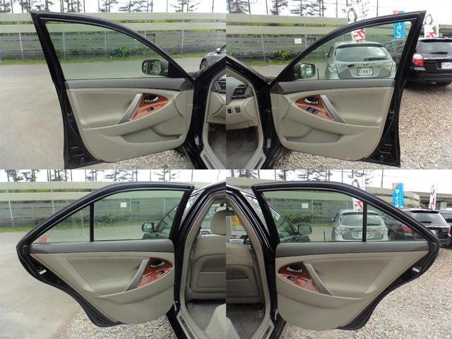 トヨタ カムリ G Four リミテッドエディション 1年保証 純正ナビ