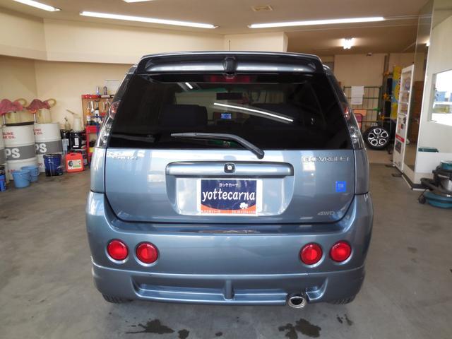 「シボレー」「シボレー クルーズ」「SUV・クロカン」「北海道」の中古車5