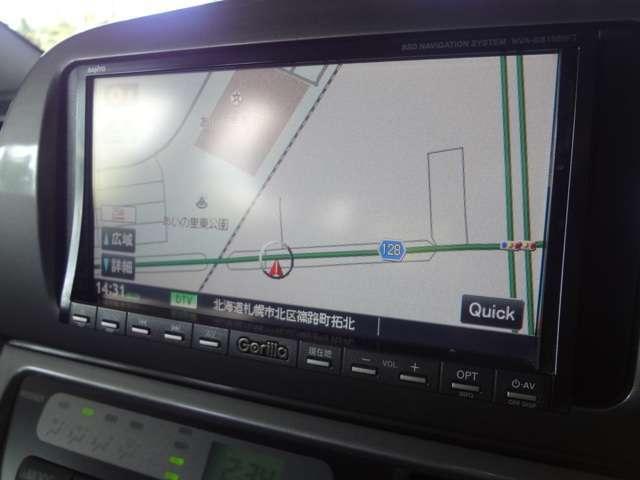 X 4WD HDD フルセグTV(13枚目)