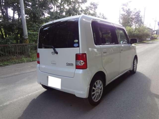 X 4WD ナビ 軽自動車 ホワイト CVT AC AW(6枚目)