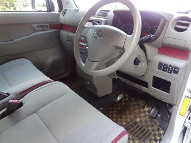 X 4WD ナビ 軽自動車 ホワイト CVT AC AW(9枚目)