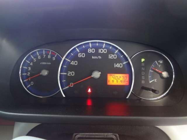X 4WD ナビ 軽自動車 ホワイト CVT AC AW(12枚目)