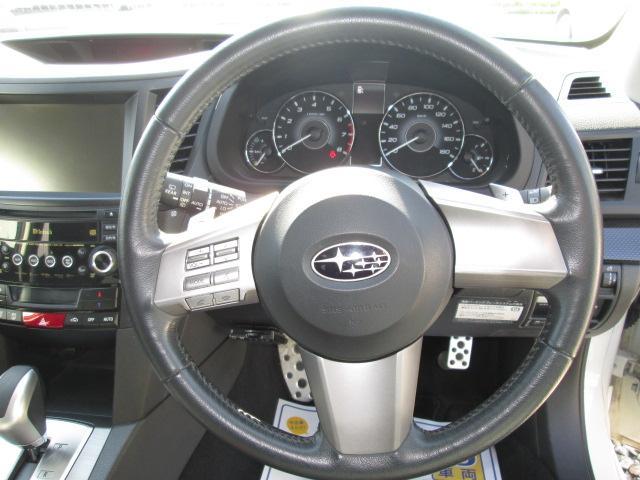 スバル レガシィツーリングワゴン 2.5i Sパッケージ 4WD マッキントッシュサウンド