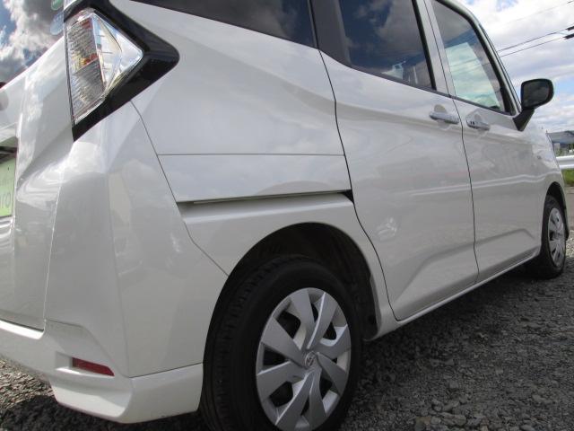 トヨタ タンク X 4WD メーカーオプションLEDフォグ