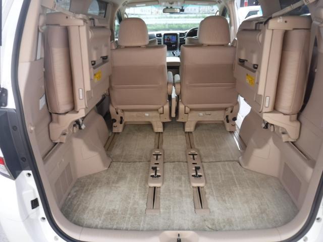 トヨタ ヴェルファイアハイブリッド V 4WD 寒冷地仕様 フルモデリスタ アルパイン8インチ