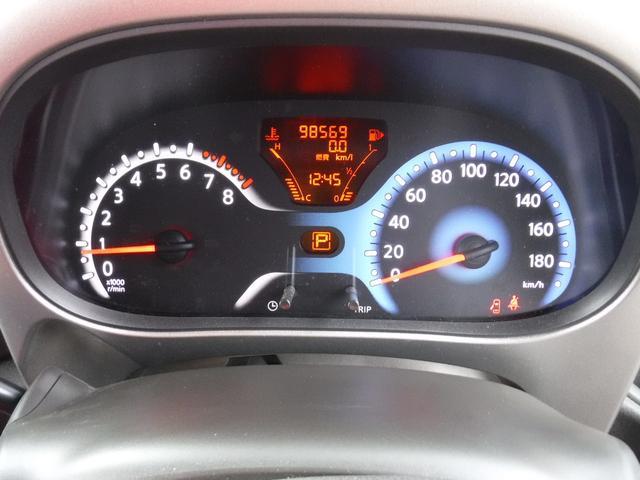 日産 キューブ 15X FOUR インディゴセレクション 4WD