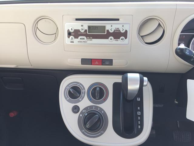 ダイハツ ミラココア ココアL 4WD
