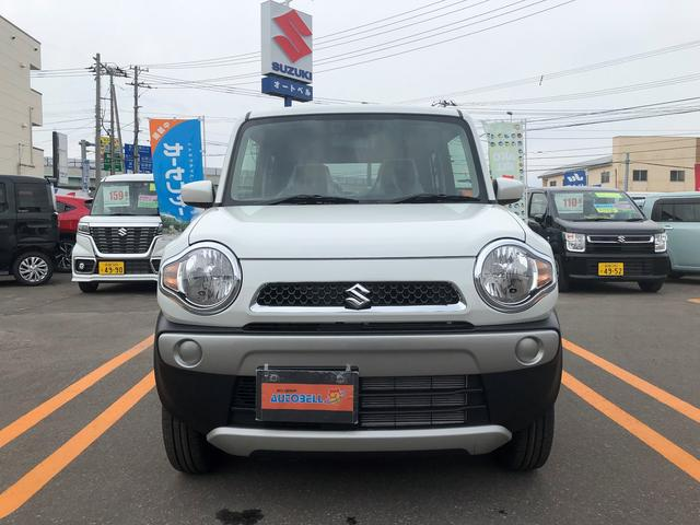 G 4WD・デュアルカメラブレーキサポート・プッシュスタート(2枚目)