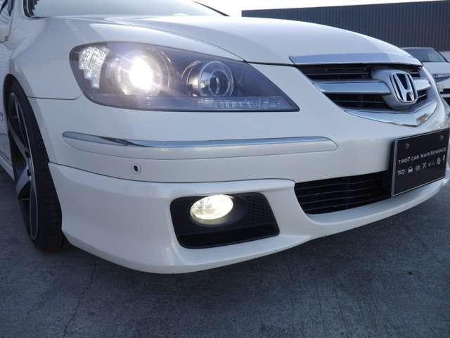 4WD新品車高調 新品20インチ ETC HDDナビ(5枚目)