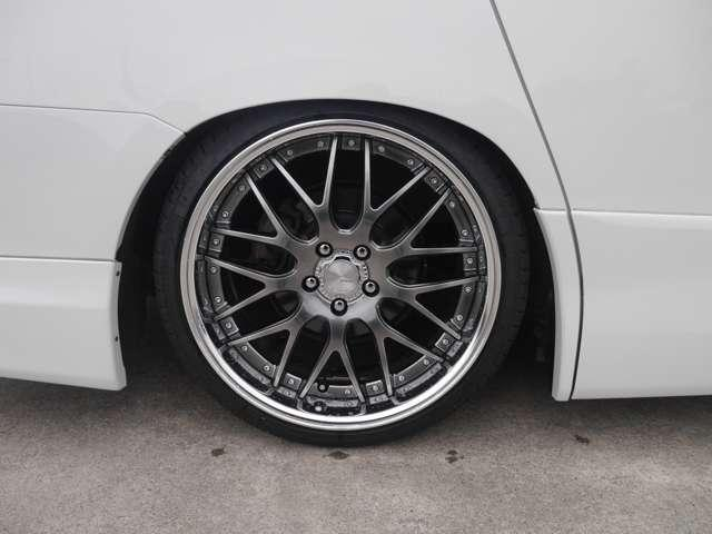 240Sイディアル車高調 ワーク新品 後期HV外装(8枚目)