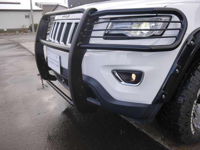 ラレード 4WD リフトアップ オーバーフェンダー 純正ナビTV バックカメラ ETC ドラレコ シートカバー 17アルミ グリグガード サイドステップ 新品スタッドレス付(6枚目)