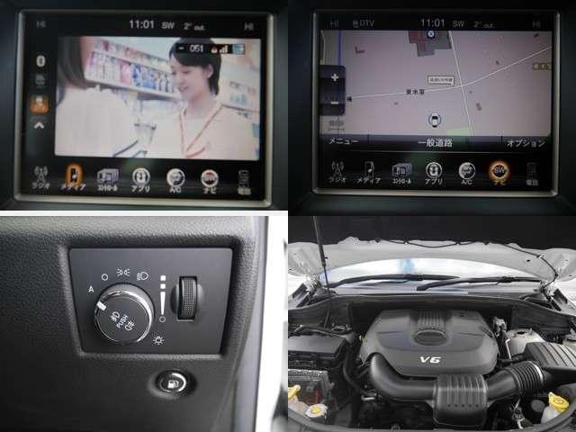 ラレード 4WD リフトアップ オーバーフェンダー 純正ナビTV バックカメラ ETC ドラレコ シートカバー 17アルミ グリグガード サイドステップ 新品スタッドレス付(13枚目)