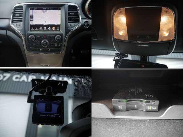 ラレード 4WD リフトアップ オーバーフェンダー 純正ナビTV バックカメラ ETC ドラレコ シートカバー 17アルミ グリグガード サイドステップ 新品スタッドレス付(14枚目)