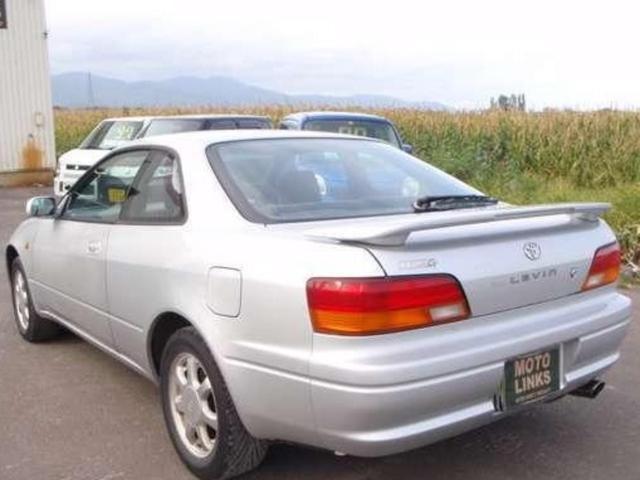 「トヨタ」「カローラレビン」「クーペ」「北海道」の中古車7