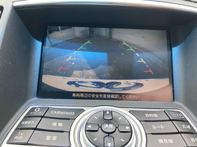 370GT タイプS 純正ナビ バックカメラ HID インテリジェントキー ハーフレザーシート(14枚目)