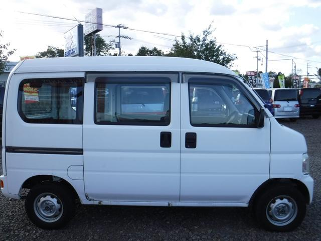 「ホンダ」「アクティバン」「軽自動車」「北海道」の中古車5
