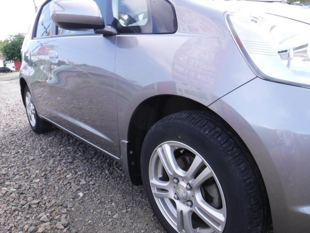 ホンダ フィット G 4WD キーレス 盗難防止システム 車検2年付!!