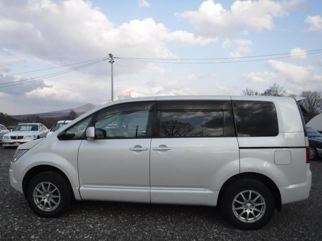 「三菱」「デリカD:5」「ミニバン・ワンボックス」「北海道」の中古車5