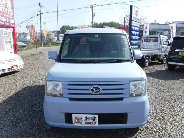 「ダイハツ」「ムーヴコンテ」「コンパクトカー」「北海道」の中古車2