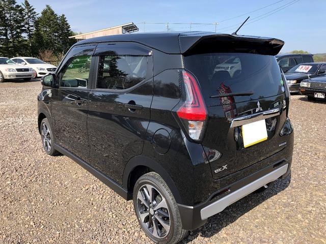 「三菱」「eKクロス」「コンパクトカー」「北海道」の中古車8