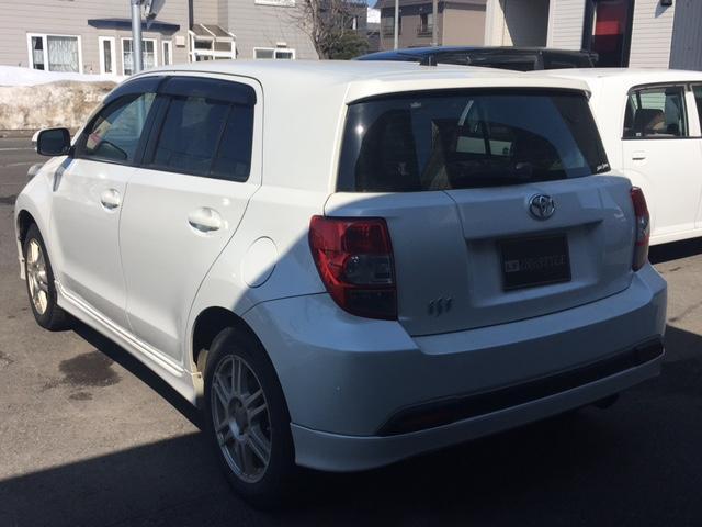 トヨタ イスト 150G  4WD HID HDDナビ 純エアロ エンスタ