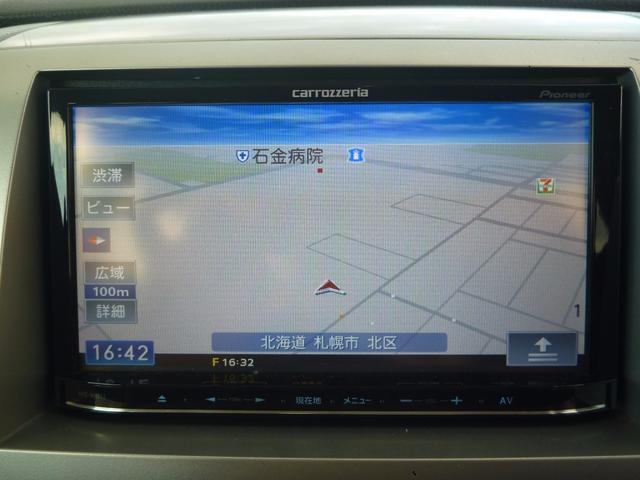 マツダ AZワゴン XG 社外SDナビ エンジンスターター 社外AW