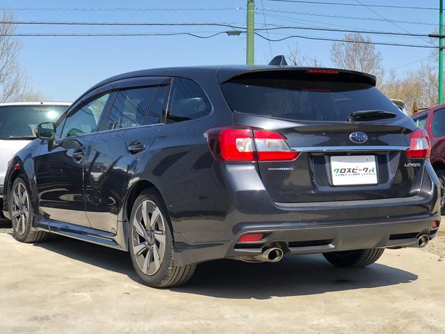 1.6GTアイサイト 4WD 黒革シート シートヒーター 運転席パワーシート アイサイトver.3 社外HDDナビ Bカメラ ドラレコ ワンオーナー 本州仕入れ(7枚目)