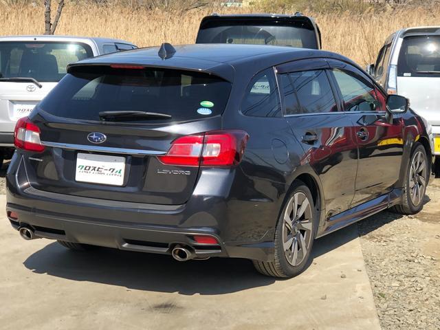 1.6GTアイサイト 4WD 黒革シート シートヒーター 運転席パワーシート アイサイトver.3 社外HDDナビ Bカメラ ドラレコ ワンオーナー 本州仕入れ(8枚目)