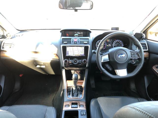 1.6GTアイサイト 4WD 黒革シート シートヒーター 運転席パワーシート アイサイトver.3 社外HDDナビ Bカメラ ドラレコ ワンオーナー 本州仕入れ(12枚目)