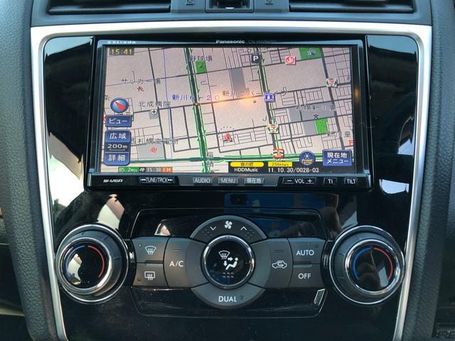 1.6GTアイサイト 4WD 黒革シート シートヒーター 運転席パワーシート アイサイトver.3 社外HDDナビ Bカメラ ドラレコ ワンオーナー 本州仕入れ(16枚目)