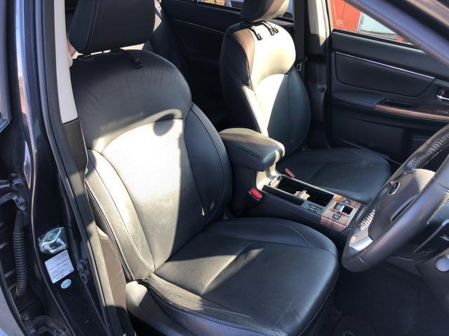 1.6GTアイサイト 4WD 黒革シート シートヒーター 運転席パワーシート アイサイトver.3 社外HDDナビ Bカメラ ドラレコ ワンオーナー 本州仕入れ(22枚目)