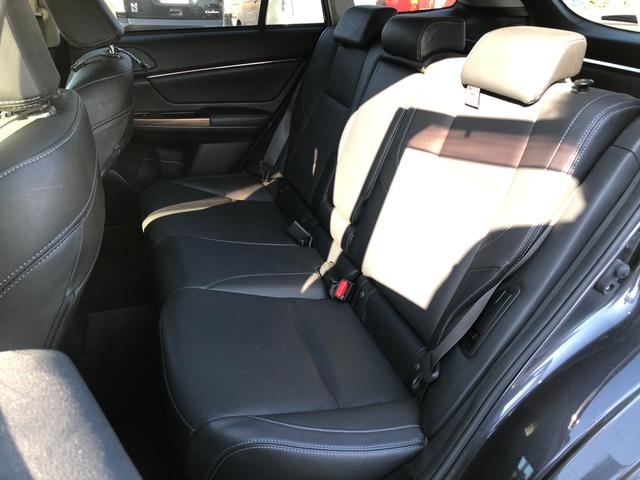 1.6GTアイサイト 4WD 黒革シート シートヒーター 運転席パワーシート アイサイトver.3 社外HDDナビ Bカメラ ドラレコ ワンオーナー 本州仕入れ(23枚目)