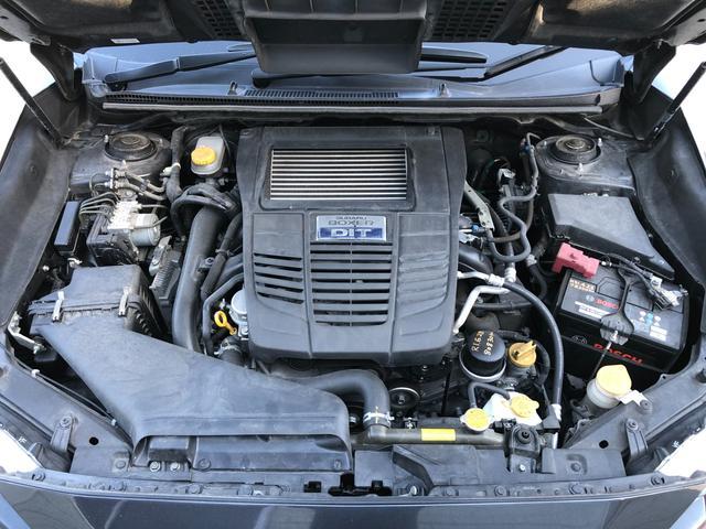 1.6GTアイサイト 4WD 黒革シート シートヒーター 運転席パワーシート アイサイトver.3 社外HDDナビ Bカメラ ドラレコ ワンオーナー 本州仕入れ(27枚目)