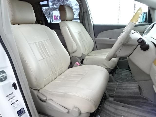 トヨタ エスティマ 2.4アエラス Gエディション 本州仕入れ 両側P 車高調