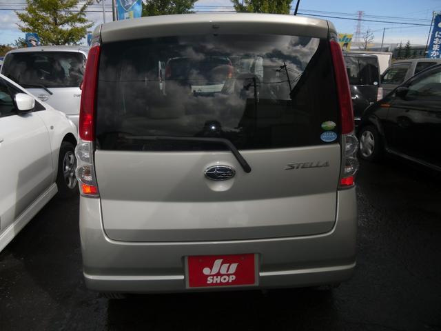 「スバル」「ステラ」「コンパクトカー」「北海道」の中古車17