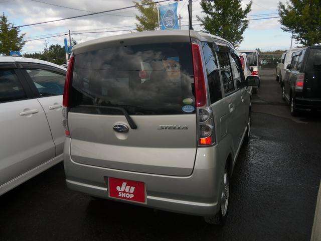 「スバル」「ステラ」「コンパクトカー」「北海道」の中古車18