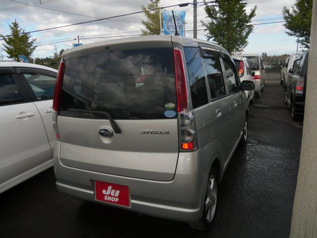 「スバル」「ステラ」「コンパクトカー」「北海道」の中古車19