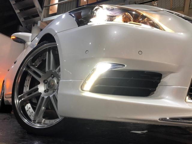 新品WORK-GNOCIS22インチを装着!タイヤサイズ255/30-22☆ホイールやタイヤの変更なども可能ですのでお気軽にご相談下さい!011-376-2525