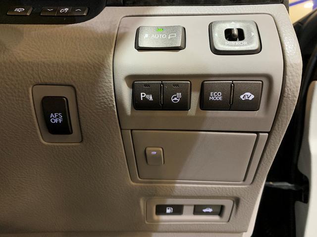 LS600h バージョンS Iパッケージ 当社ユーザー買取車/白革シート/純正HDDナビ/レーダー/ドラレコ/WALDフルエアロ/RENOVATIO22インチ/サスコン(17枚目)