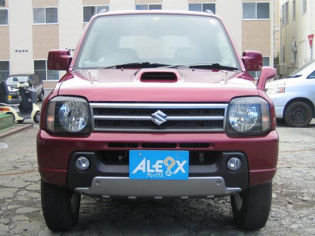 スズキ ジムニー ワイルドウインド 4WD ターボ 1年保証