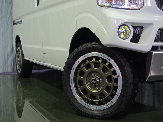JOINターボ4WD 35mmリフトアップ 5速マニュアル(6枚目)