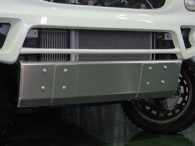 JOINターボ4WD 35mmリフトアップ 5速マニュアル(9枚目)