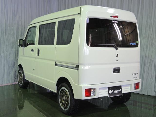 JOINターボ4WD 35mmリフトアップ 5速マニュアル(14枚目)