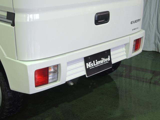 JOINターボ4WD 35mmリフトアップ 5速マニュアル(15枚目)