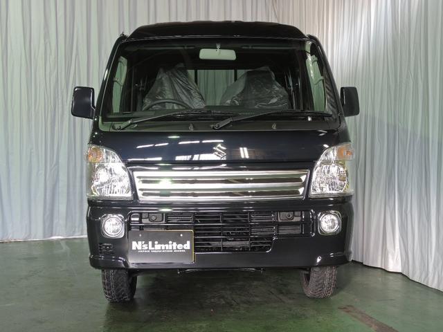 X 4WD 5MT 25mmリフトアップ マッドタイヤセット(2枚目)