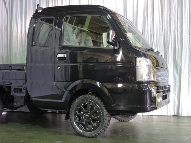 X 4WD 5MT 25mmリフトアップ マッドタイヤセット(4枚目)